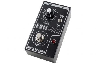 Death By Audio Limited Edition EVIL FUZZ