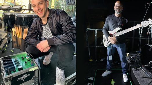 DJs, Vocalists, Bass Players And Drummers Choose Porter & Davies!