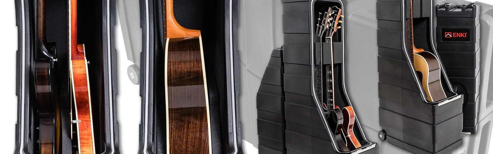 ENKI USA Introduces New AMG Series Cases at Summer NAMM Show