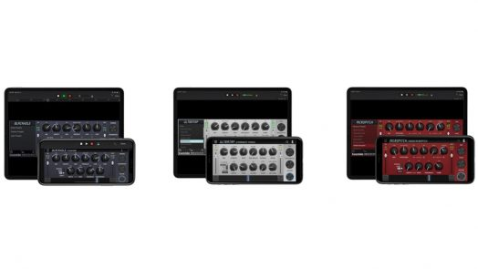 Eventide Audio Releases Blackhole Reverb, UltraTap Delay and MicroPitch for iPhone and iPad