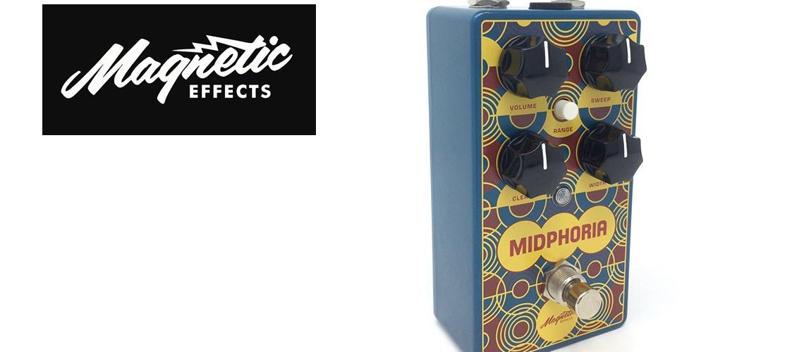 Magnetic Effects Introduce The Midphoria V2 Effects Pedal For Guitar