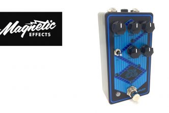 Magnetic Effects Introduce The Zig Zag Effects Pedal For Guitar