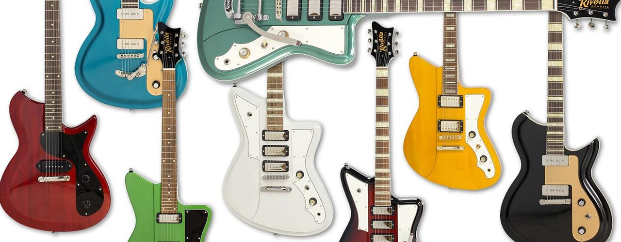 Rivolta Guitars Introduce Full Line at Summer NAMM Show