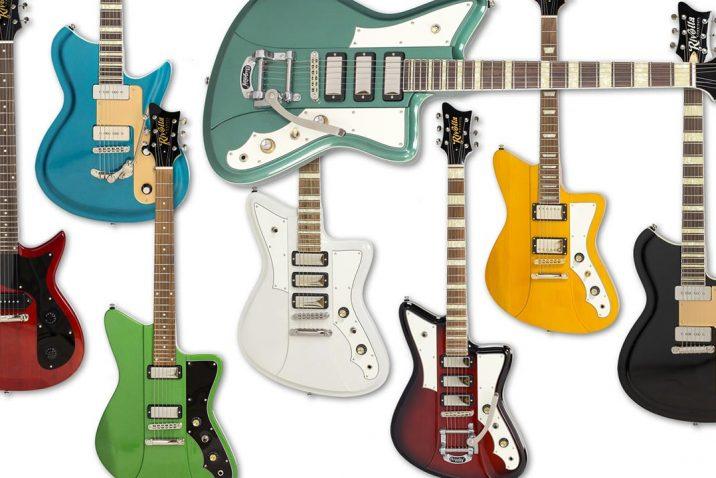 Rivolta Guitars Introduce Full Line at Summer NAMM Show