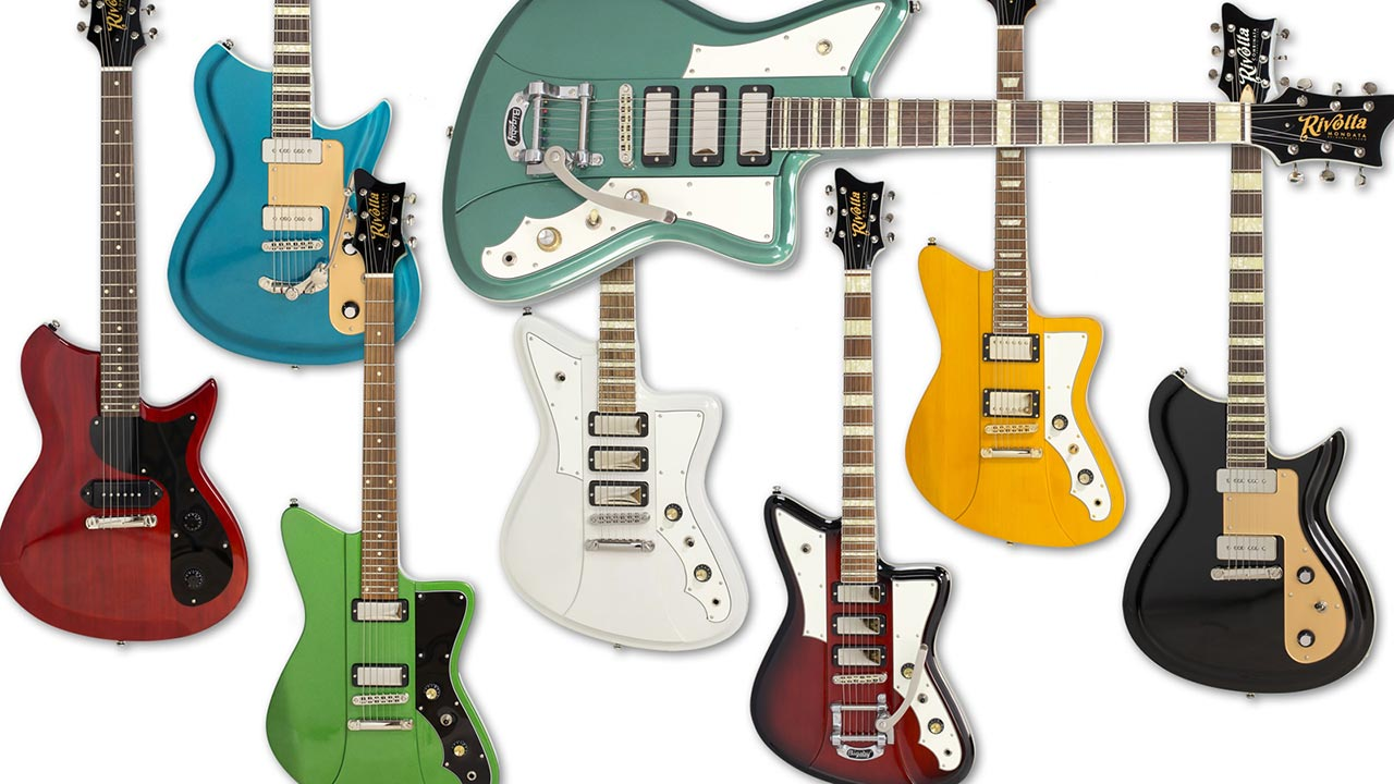 Namm 2020 Summer.Rivolta Guitars Introduce Full Line At Summer Namm Show