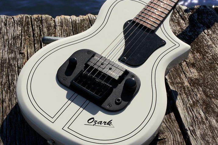 Supro reissues legendary Ozark guitar