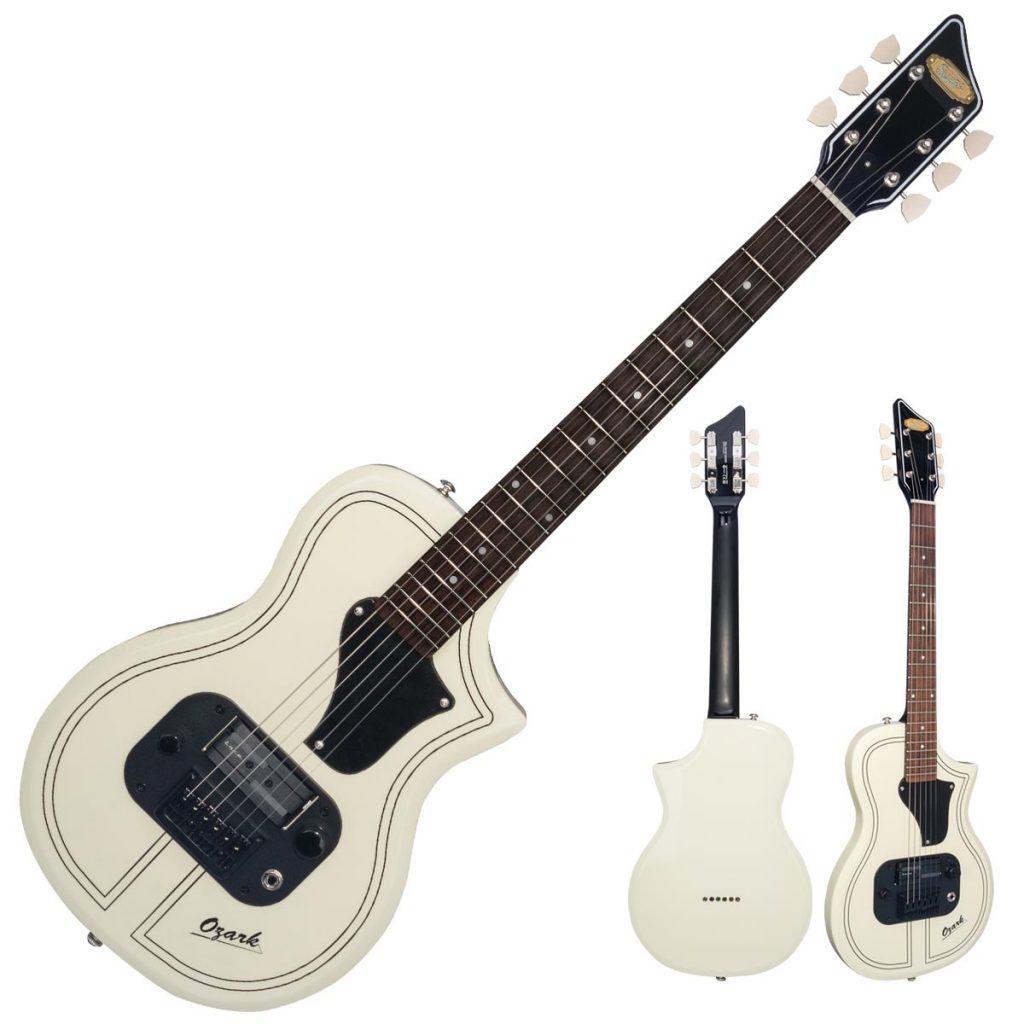 Supro Ozark guitar 2019