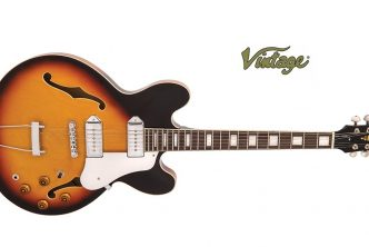 Vintage at Summer NAMM on RBI Music Booth 1543