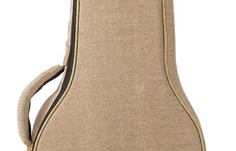 Vintage stylish canvas bags for acoustic, electric and bass guitars