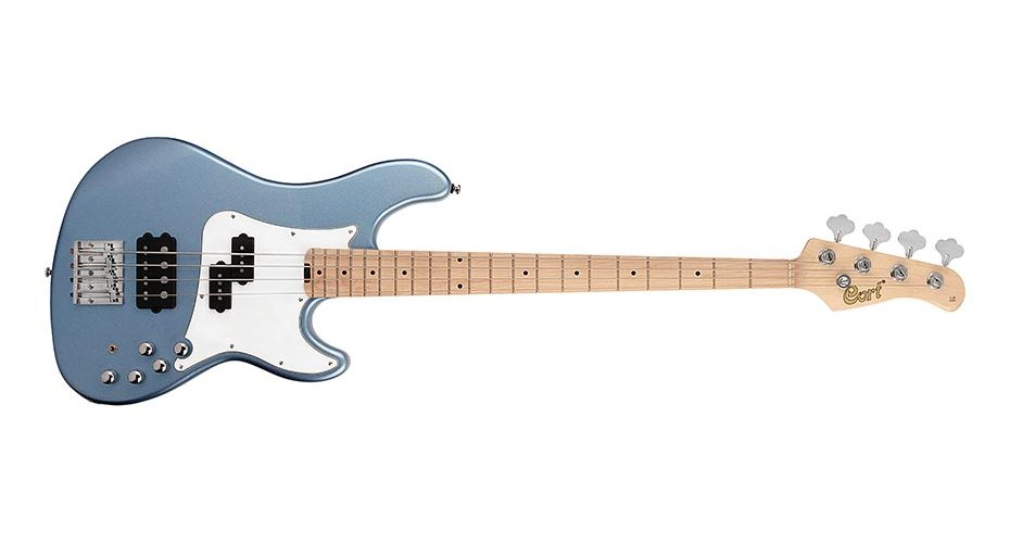 Cort Delivers Ultimate Sonic Versatility in New GB74 Gig Bass Guitar