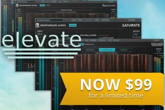 Eventide Elevate Mastering Bundle 50% off for a limited time