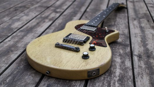 La Grange Guitars 'The Wheel'