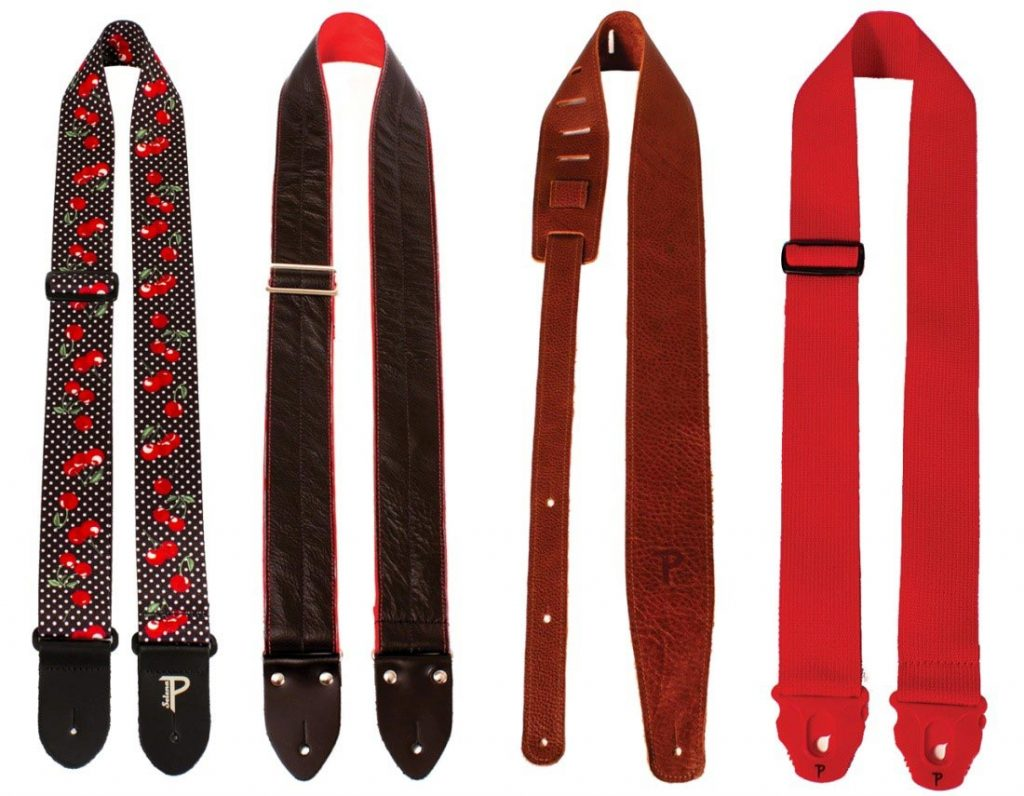 Perri's Leathers guitar and bass straps