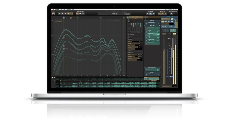 TC Electronic to Change the Game of Mastering with New Finalizer App