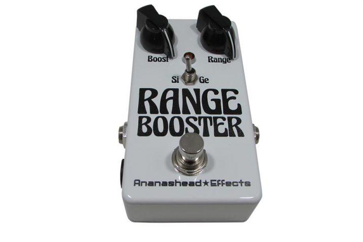 Ananashead Range Booster