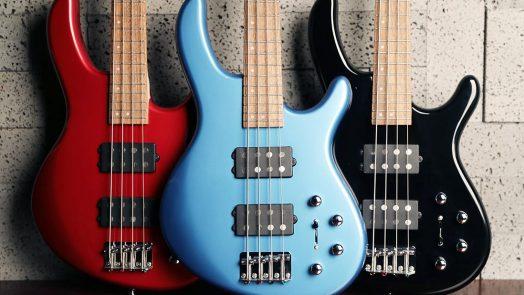 Cort Action HH4 2-Humbucker Bass Guitar