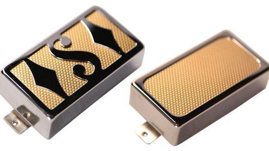 Supro launch Super Alnico, Vistatone, PAF, Gold Foil and Gold Foil Mini pickups