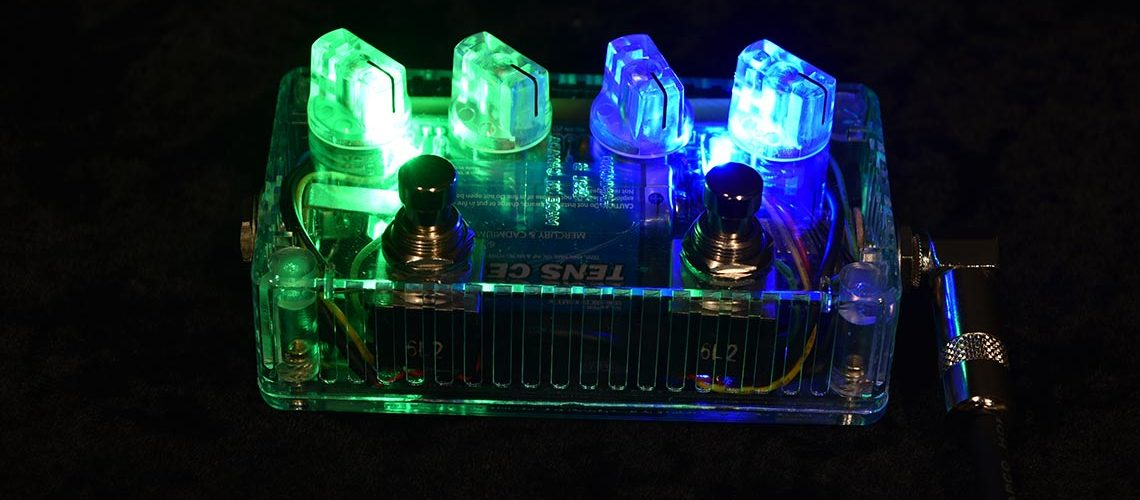 ZVEX Effects Box of Rock Clear