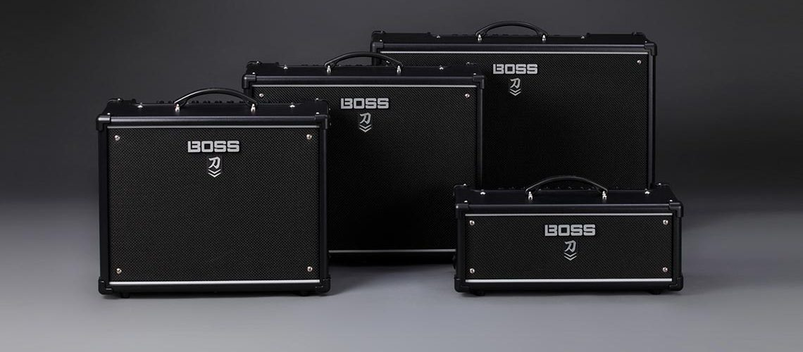 BOSS KATANA MkII Guitar Amplifier