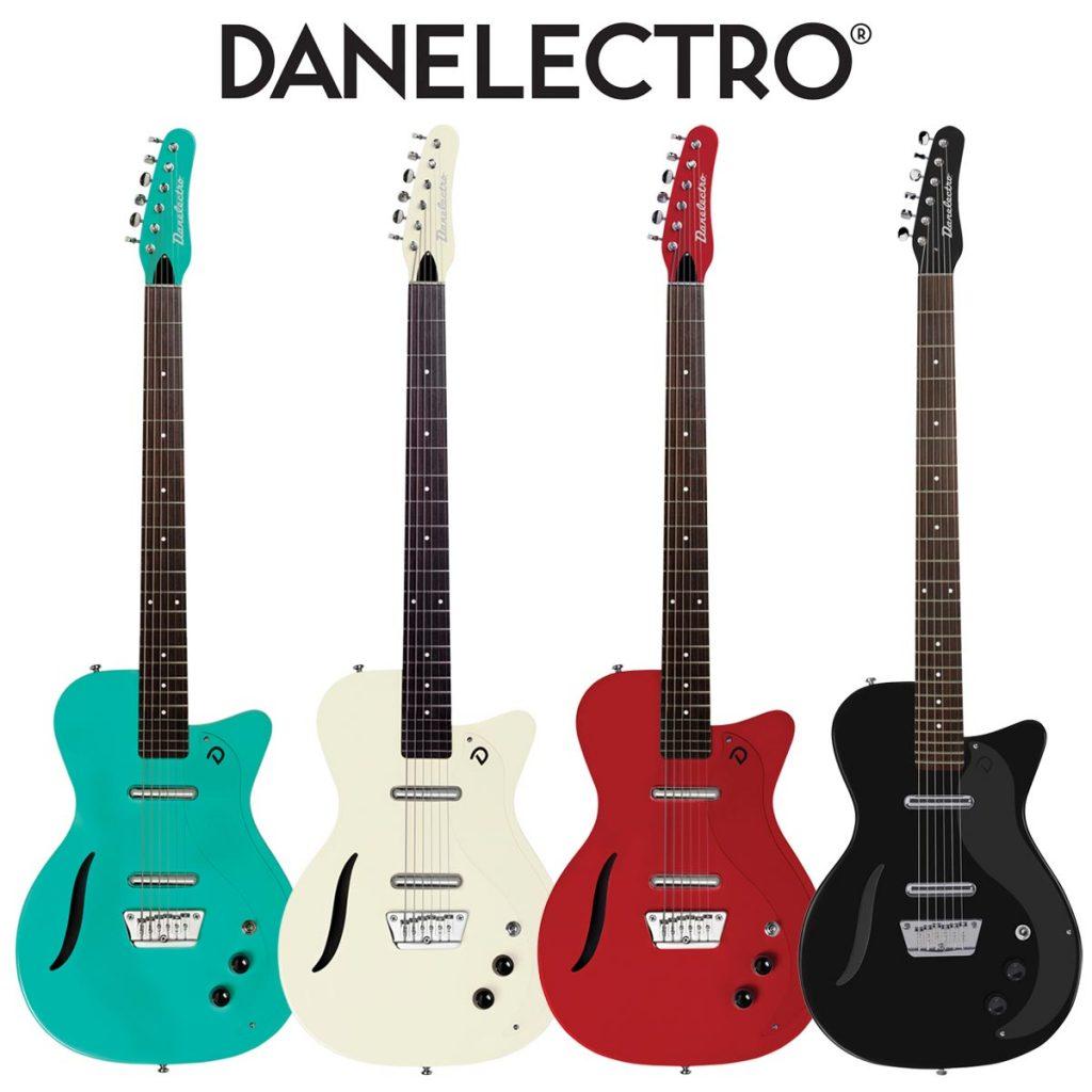 Danelectro Vintage '56' Baritones