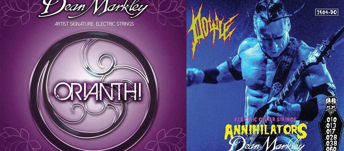 Dean Markley announces new Signature Strings