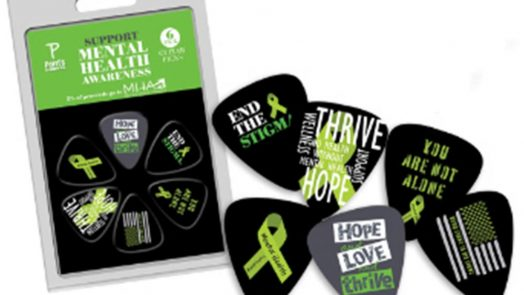 JHS and Perri's Leathers collaborate with the World Health Organisation to celebrate the annual World Mental Health Day October 10th 2019.
