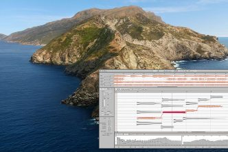 Melodyne 4.2.4 is compatible with macOS Catalina