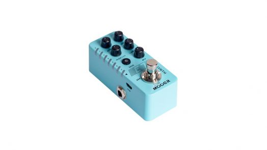 MOOER introduces the E7 Synth Pedal