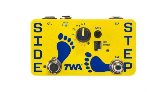 TWA releases SS-01 Side Step Universal Tap-tempo LFO
