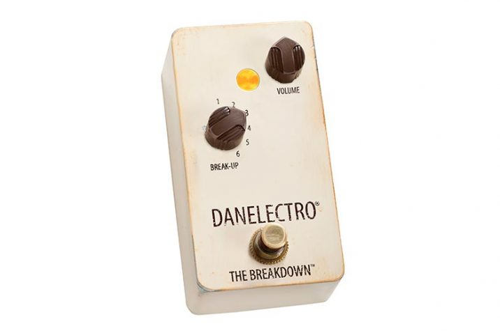 Danelectro release vintage inspired The Breakdown