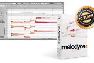 Anniversary for Celemony: 10 years of Melodyne with DNA