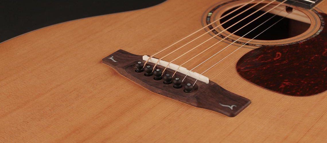 Cort Adds Smaller-Body Design to Gold Series of Acoustic Guitars