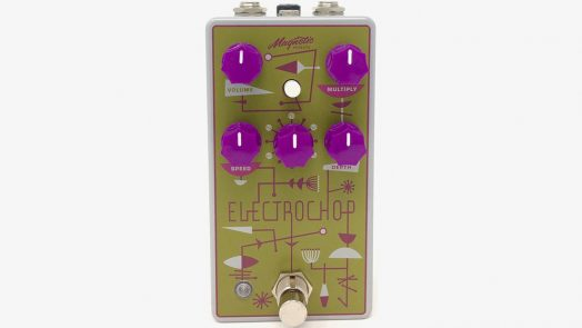 Magnetic Effects Introduce The Electrochop Effects Pedal For Guitar