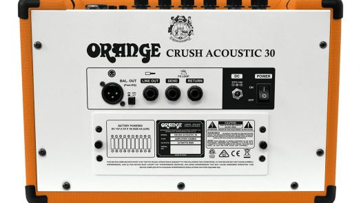Crush Acoustic 30 Back
