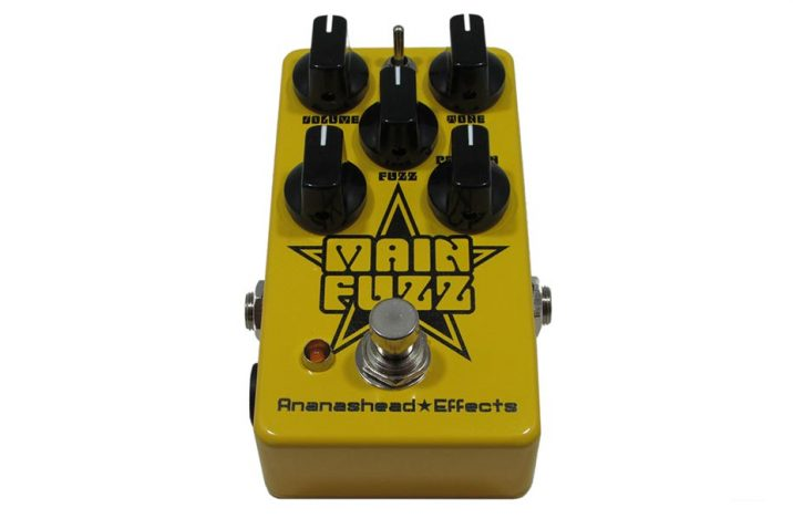 Ananashead announces the Main Fuzz