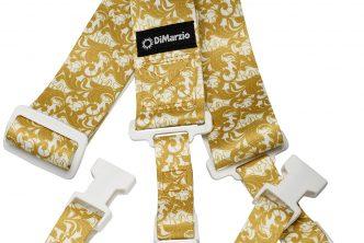 DiMarzio UtoPIA ClipLock W-Gold DD2251