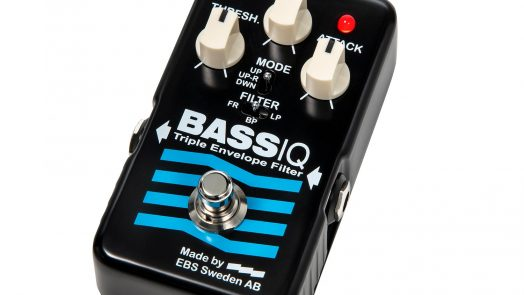 EBS BassIQ Blue Label