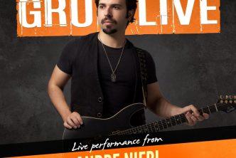 Gruv Live Andre Nieri