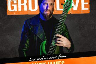 Gruv Live Andy James