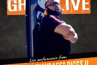 Gruv Live Kaybass Diggs