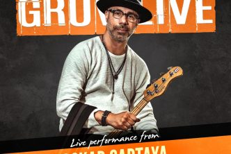 Gruv Live Oskar Cartaya