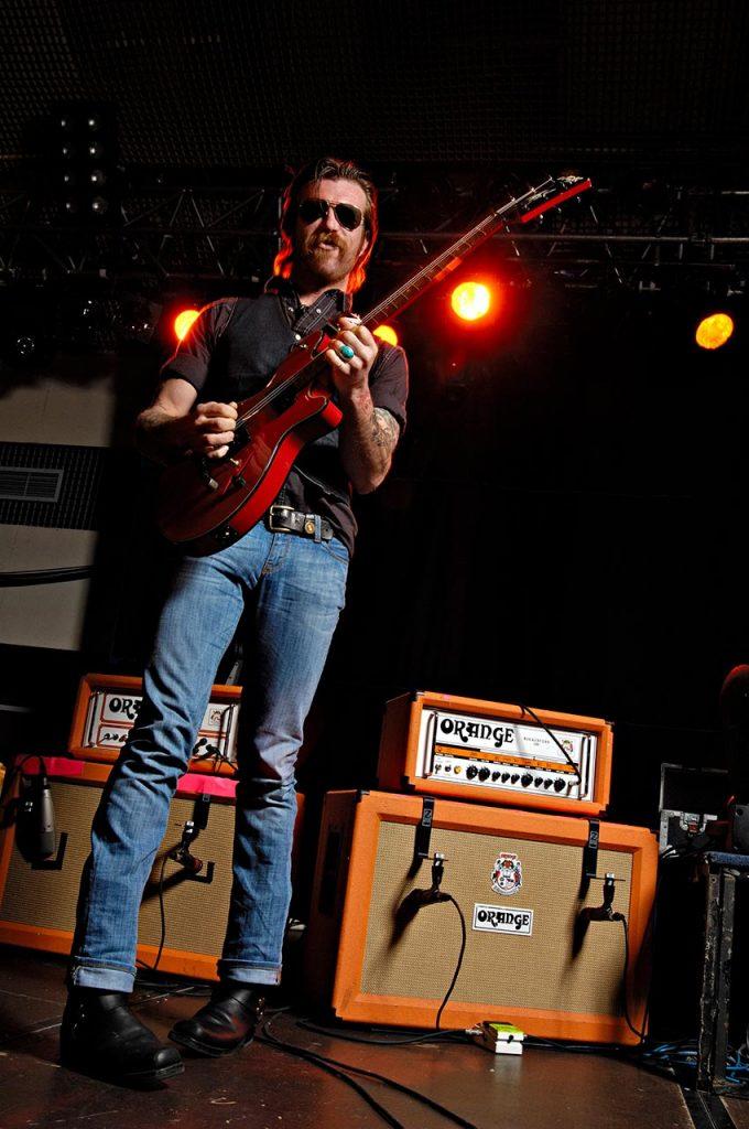 Jesse Hughes Orange Amps