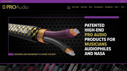 Analysis Plus Pro Audio Division Launches New Dedicated Web Platform