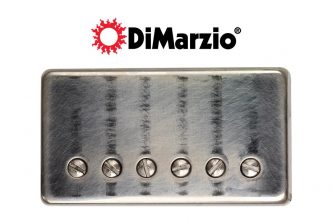 DiMarzio Releases Fortitude Bridge Pickup