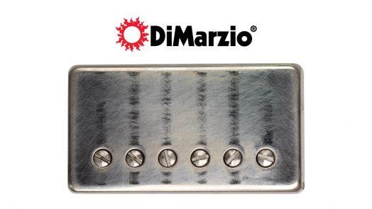 DiMarzio Releases Fortitude Bridge Pickup