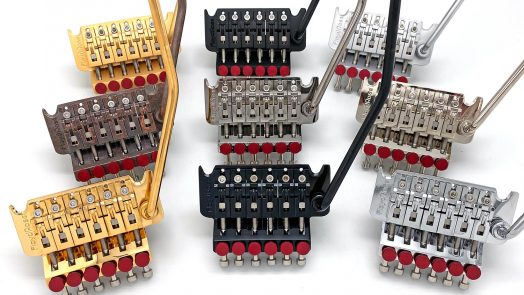 Floyd Rose 40th Anniversary Tremolo System