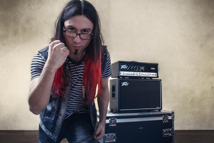 Gabriel Guardian to Perform at Peavey Booth During NAMM