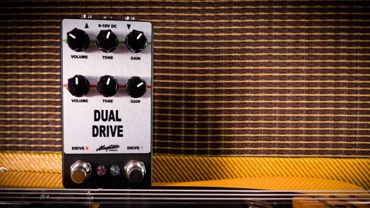 Magnetic Effects Introduce the Dual Drive Effects Pedal for Guitar