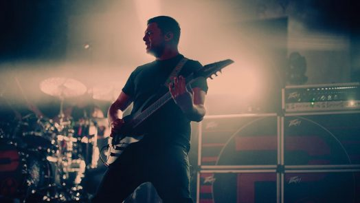 Misha Mansoor to Make Peavey® Booth Appearance at 2020 NAMM Show