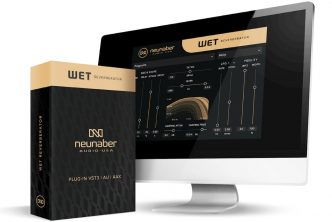Neunaber Audio Releases New Wet Reverberator Plugin